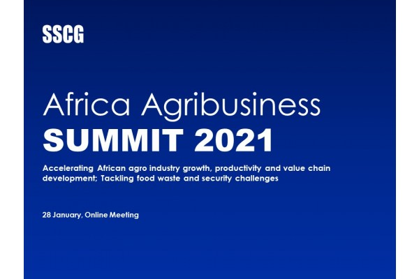 SSCG Africa Agribusiness Summit