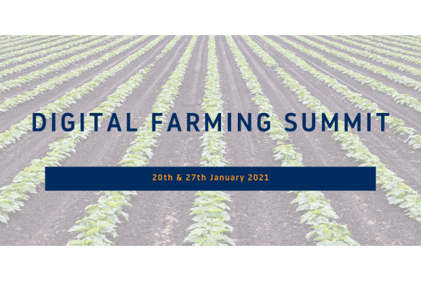 Digital Farming Summit - Developing a Sustainable Farm and Improving Profit