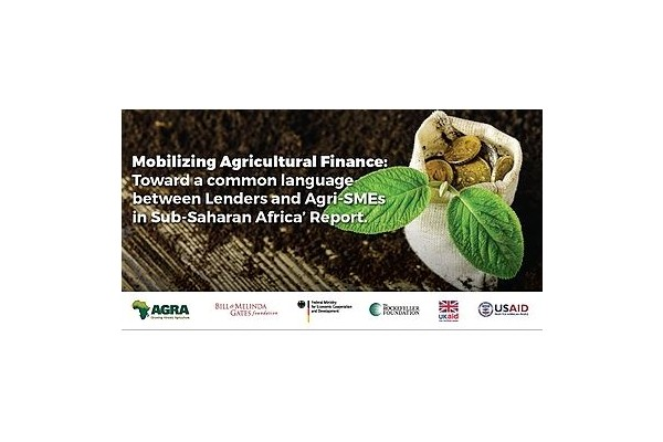 The Secrets to Mobilising Funds for Agri-SMES