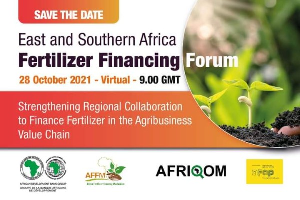 East and Southern Africa Fertilizer Financing Forum