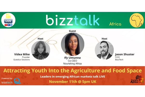 Attracting Youth into the Agriculture and Food Space