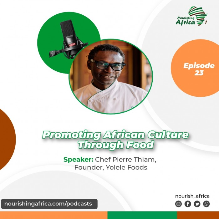 Promoting African Culture Through Food