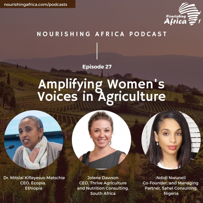 Amplifying Women's Voices in Agriculture