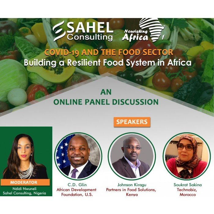 COVID-19 and the Food Sector: Building a Resilient Food System in Africa